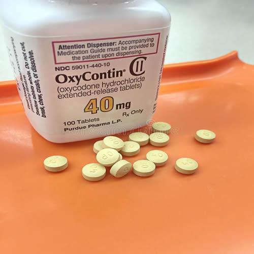 Oxycotin 40mg