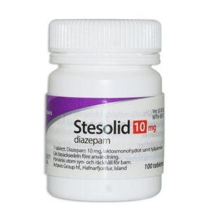 Stesolid 10 mg