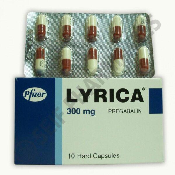 Lyrica 300mg